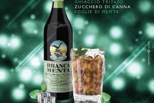 Mintonic il nuovo cocktail a base di BrancaMENTA