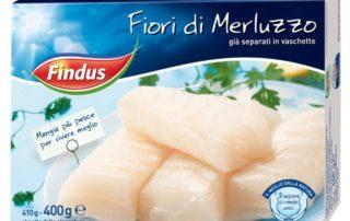 Da Findus squisiti Fiori di Merluzzo per una dieta sana ed equilibrata