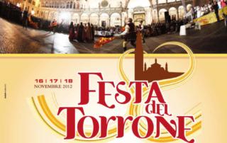 Dal 16 al 18 novembre 2012 a Cremona la Festa del Torrone