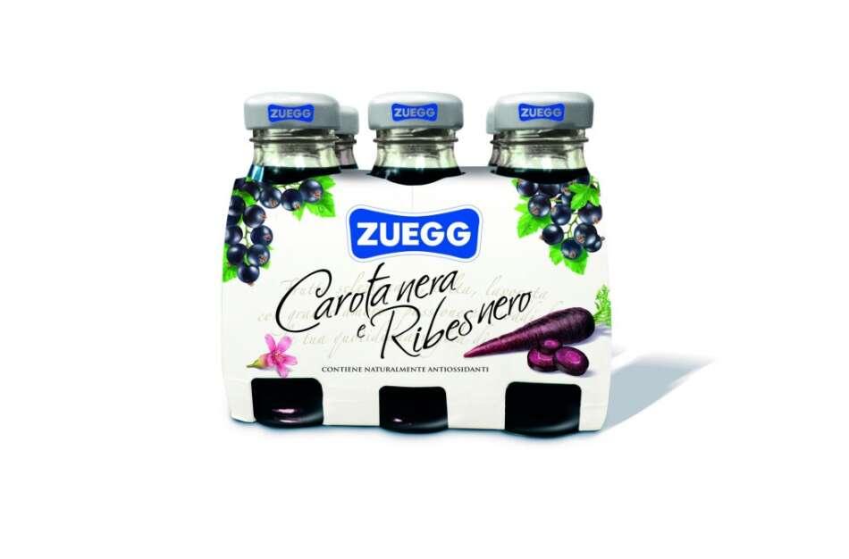 Da Zuegg l'esclusivo succo a base di Carota Nera e Ribes Nero, ricco di vitamine e antiossidanti