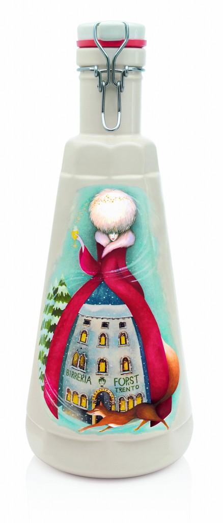 Il regalo ideale per festeggiare il Natale: FORST Christmas Brew