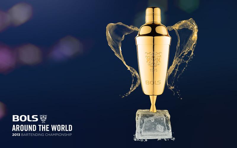 Lucas Bols lancia la 7a edizione del Bols Around the World Bartending Championship