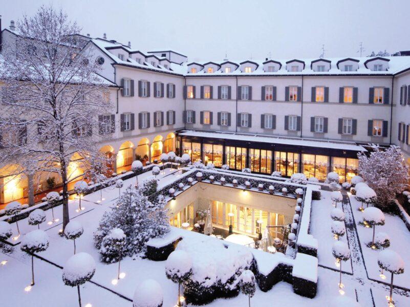Salmone e Mosella, Ostriche e Champagne, Crudo italiano e Bellavista: ecco i tre nuovi aperitivi del Foyer, al Four Seasons Hotel Milano