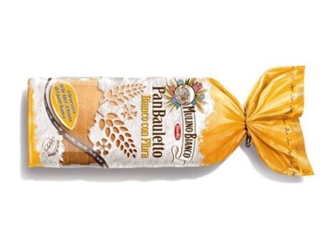 Pane fresco ogni giorno…nel tuo frigo, con Pan Bauletto Bianco con Fibra Mulino Bianco