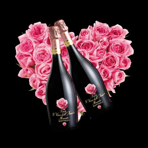 Petalo, il vino dell'amore per il giorno di San Valentino