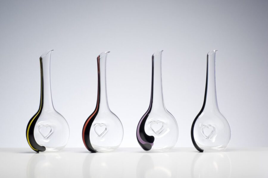 Bliss di Riedel...un decanter per intenditori