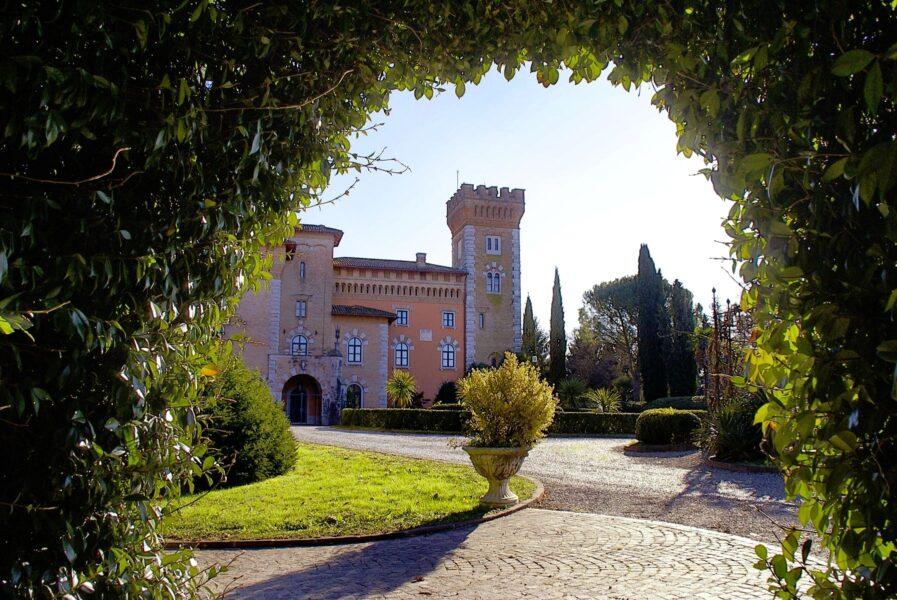 Pasqua mitteleuropea al Castello di Spessa nel Collio Goriziano