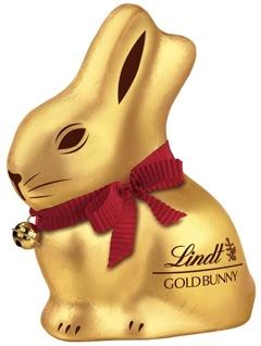 Tutta la tenerezza e la dolcezza della Pasqua con Gold Bunny