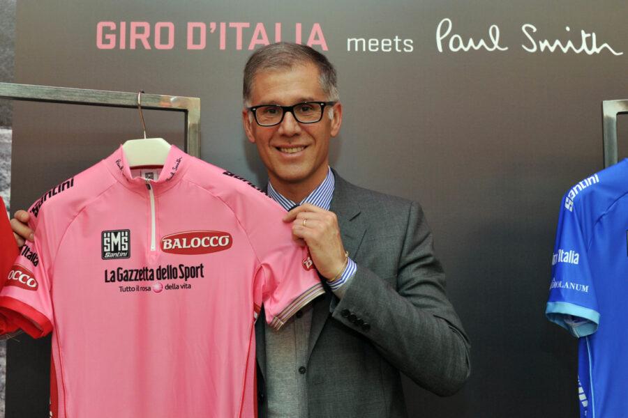 Balocco sponsor ufficiale della maglia rosa