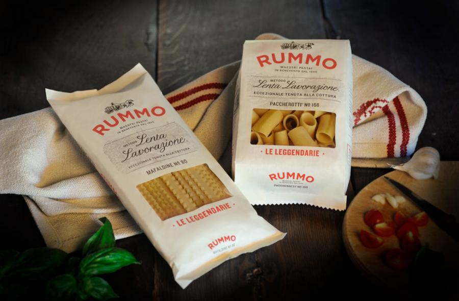 Pasta Rummo, la prima e sola certificata per la tenuta della cottura, alla Sirha di Lione