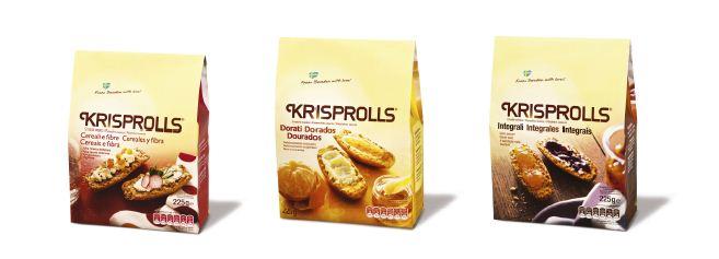 Dalla Svezia i Krisprolls
