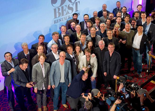 Anteprima degli Oscar della ristorazione mondiale