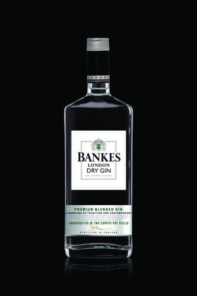 Il Gruppo Campari presenta il nuovo gin BANKES