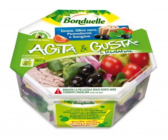 Agita & Gusta Bonduelle : nuovi ingredienti e nuovi mix!