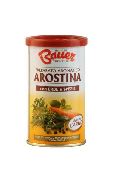 Arostina Bauer con erbe e spezie: un mix che accende di sapore le grigliate!