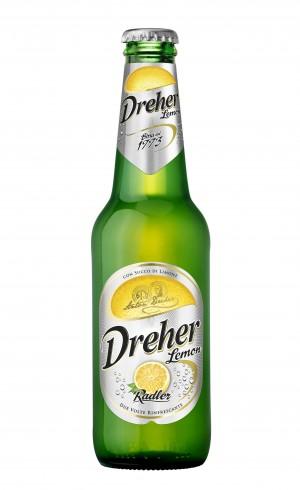Dreher Lemon Radler: un mix due volte rinfrescante