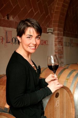 Violante Gardini è la più giovane presidente regionale del movimento turismo vino