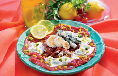 GORGONZOLA, irresistibile anche nei piatti freddi