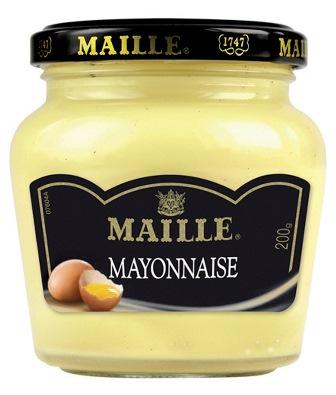 Le maionesi di Digione Maille, una vera delizia per il palato