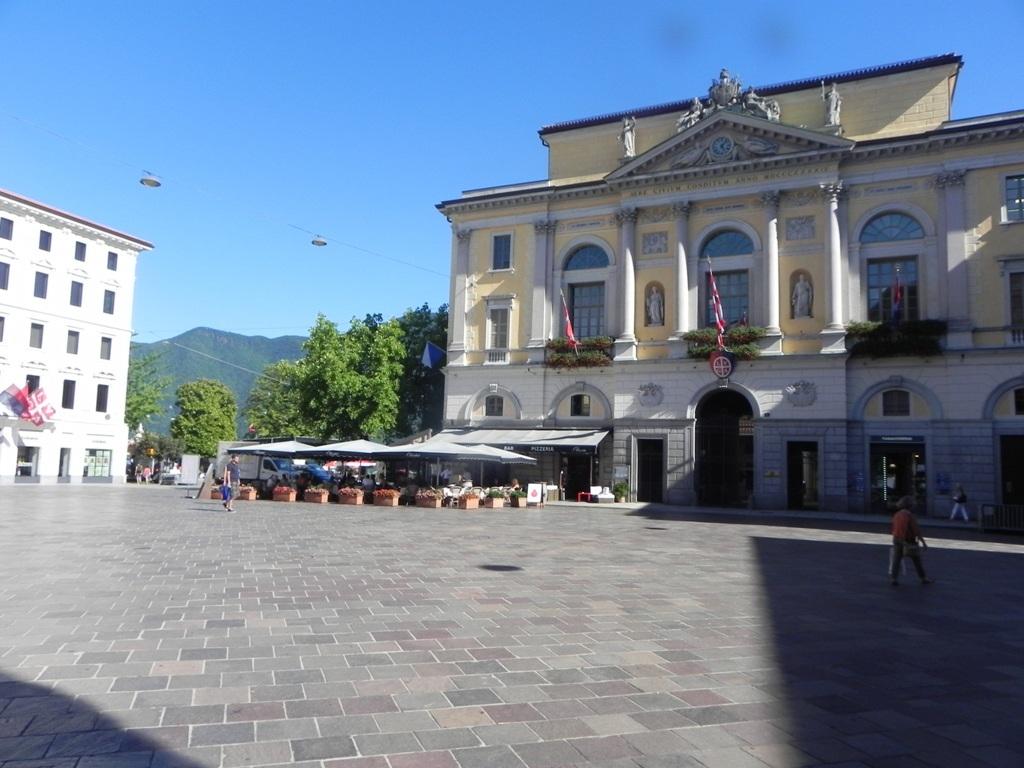 Lugano Food&Walk : gustare la grande cucina d'autore ....passeggiando!