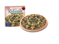Una pizza come nessuna: cameo Pizza Ristorante agli spinaci