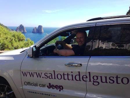 'Salotti del Gusto': a Capri gara tra chef con una giuria d'eccellenza