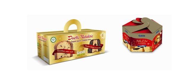 Da Giuliani prodotti gluten free e a zero zuccheri per festeggiare il Natale senza rinunce!