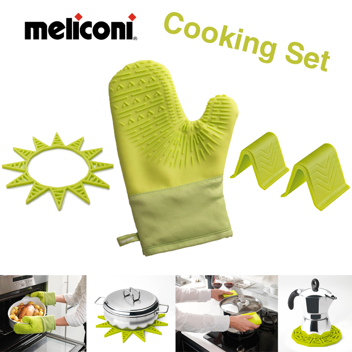 Cooking Set Meliconi