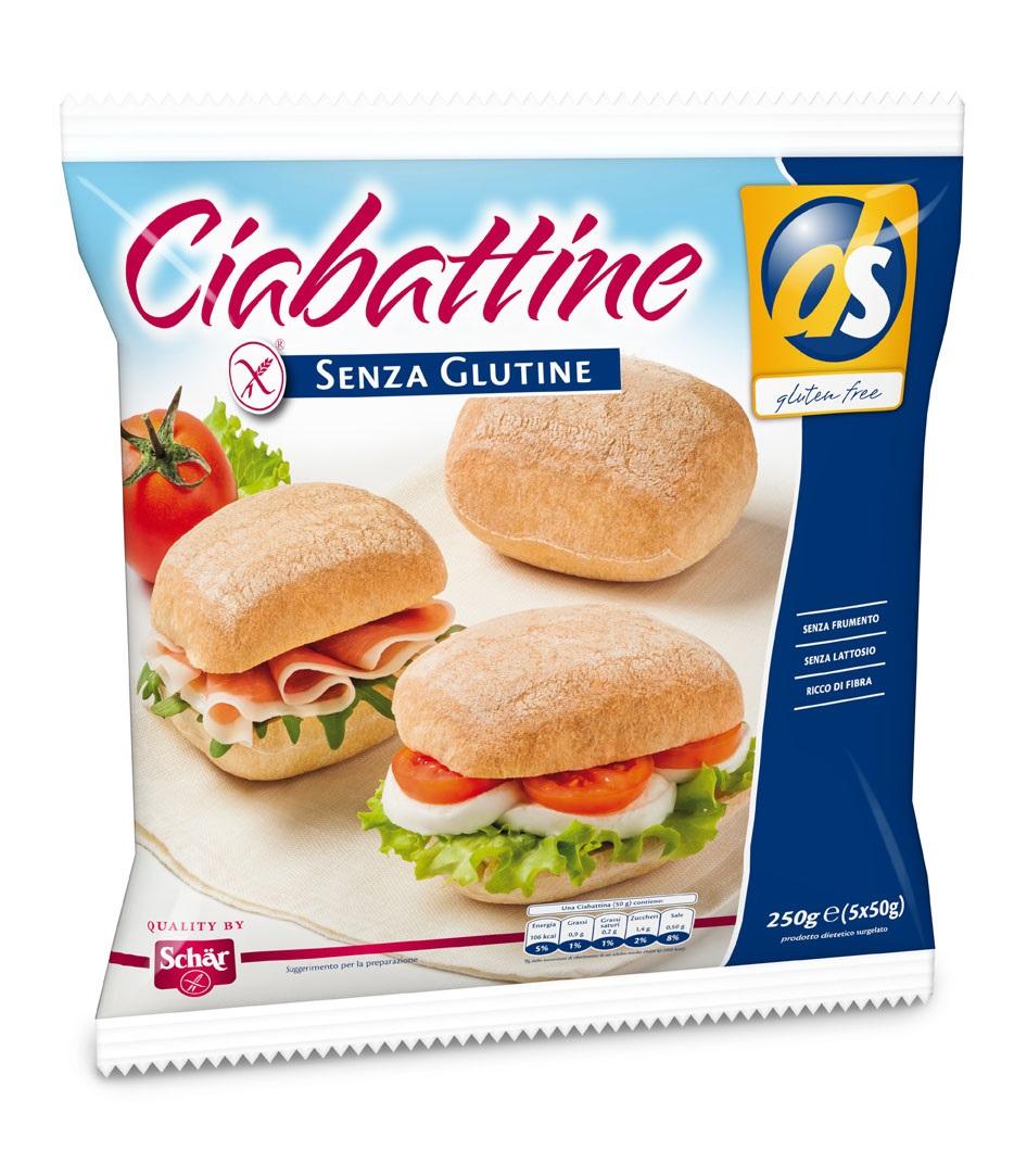 Le Ciabattine DS – gluten free si