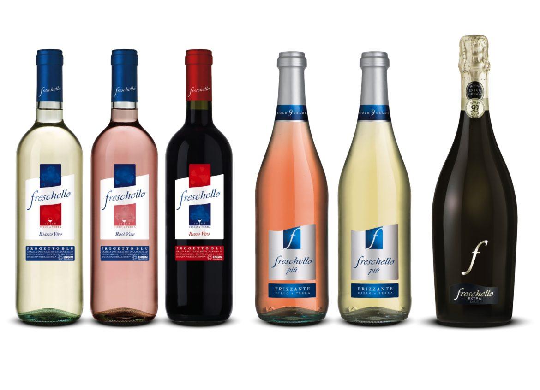 FRESCHELLO: il vino preferito dagli italiani!