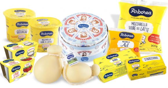 """Arborea, il latte tutto """"made in Sardegna""""!"""