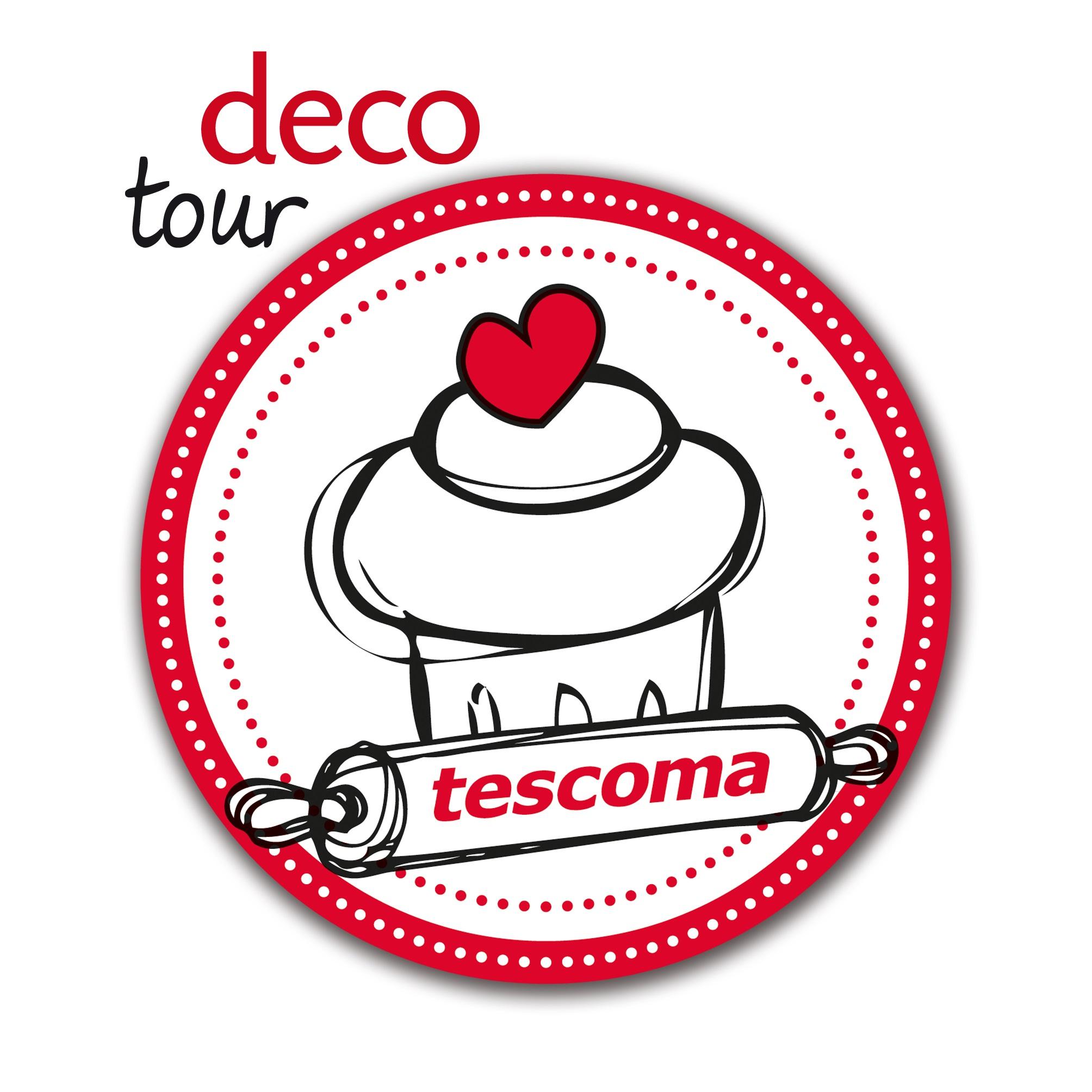 TESCOMA DECO TOUR: per apprendere tutti i trucchi del cake design