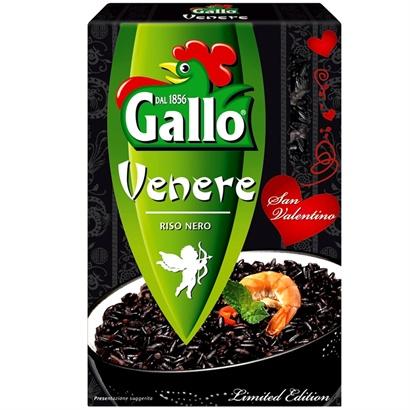 Il RISO GALLO Venere celebra l'amore nel giorno di San Valentino!