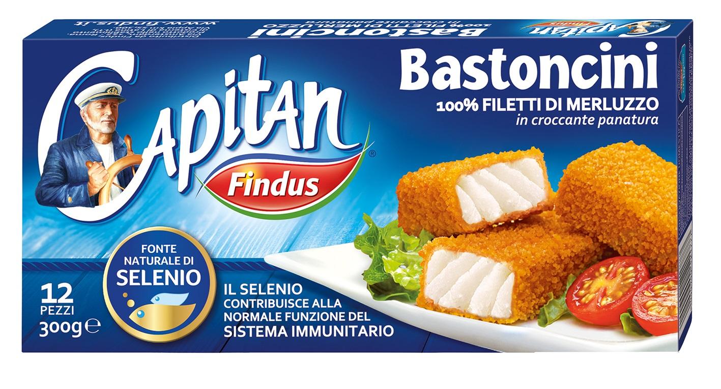 Bastoncini di Capitan Findus: per fare il pieno di Omega 3