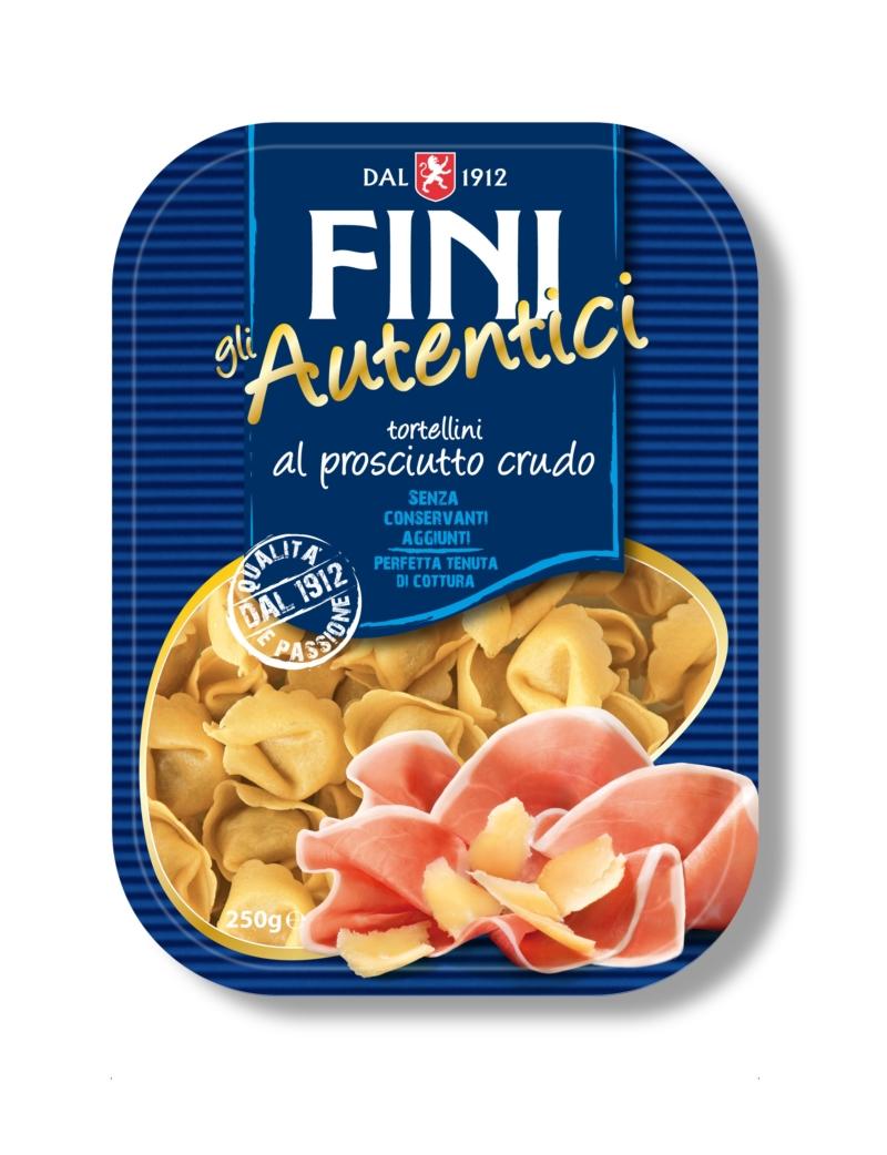 Tortellino al prosciutto crudo Fini: una vera bontà pronta in tre minuti!