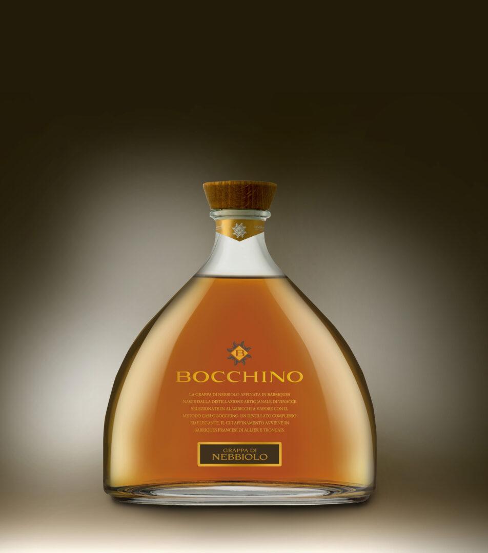 Per la festa del papà regala Grappa di Nebbiolo, affinata in Barriques, di Distilleria Bocchino