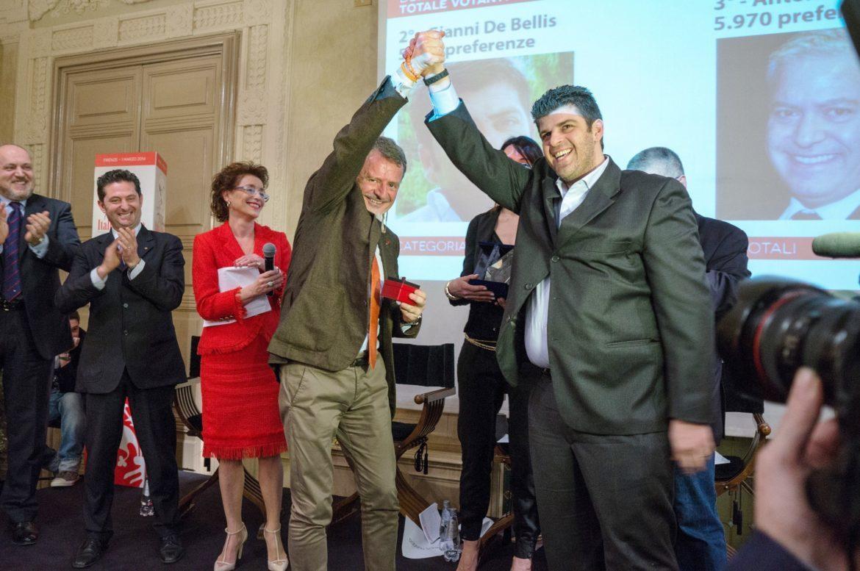 Italia a Tavola Awards: Consorzio Grana Padano premia Ilario Vinciguerra come chef dell'anno