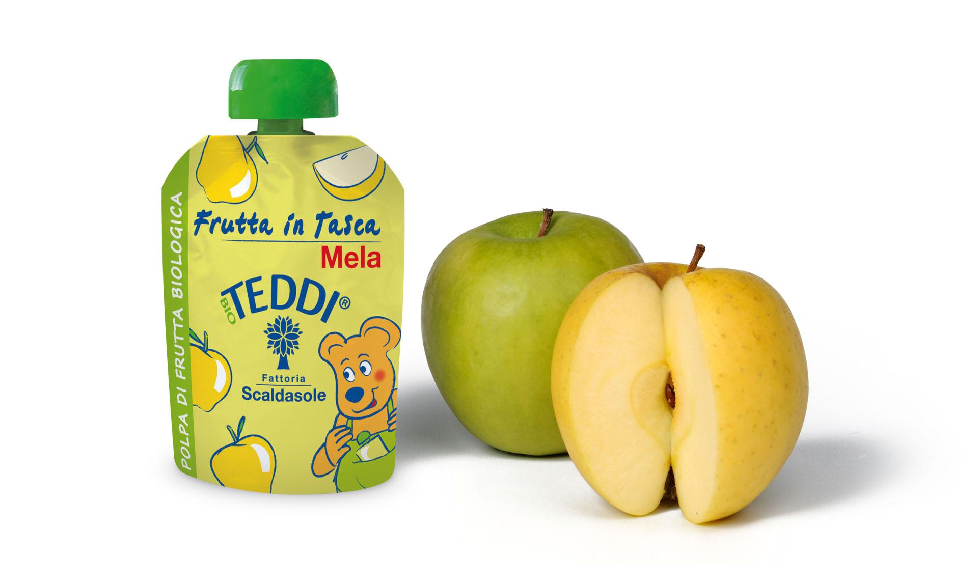Frutta in Tasca bio by Fattoria Scaldasole