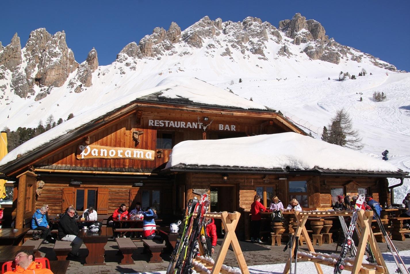 Val Gardena: rifugio Panorama Hütte, un luogo da non perdere!