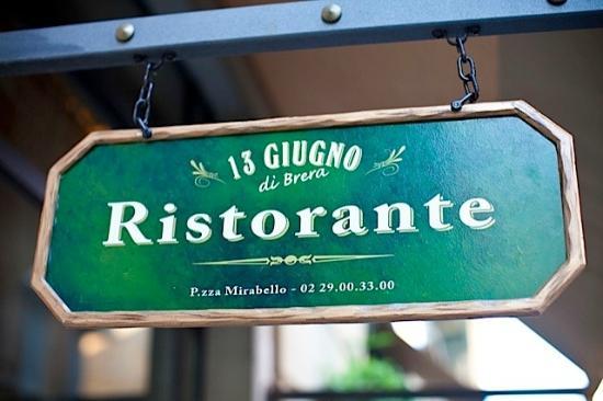 """Al """"13 Giugno"""" di Milano, con vini Firriato e cucina """"d'autore"""" appuntamenti gourmet mensili"""