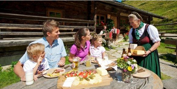 Nel Salisburghese primavera all'insegna del gusto lungo la Via Culinaria