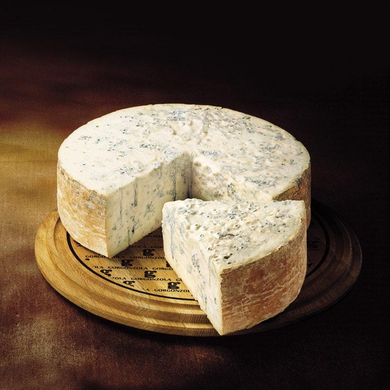 I dati di vendita lo confermano: il formaggio gongorzola è più forte della crisi