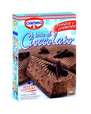 Torta Fresca e Cremosa al Cioccolato cameo : una dolce golosità!