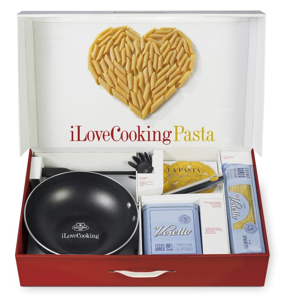 """I LOVE COOKING PASTA: l'idea regalo Voiello per i """"pasta addicted"""""""