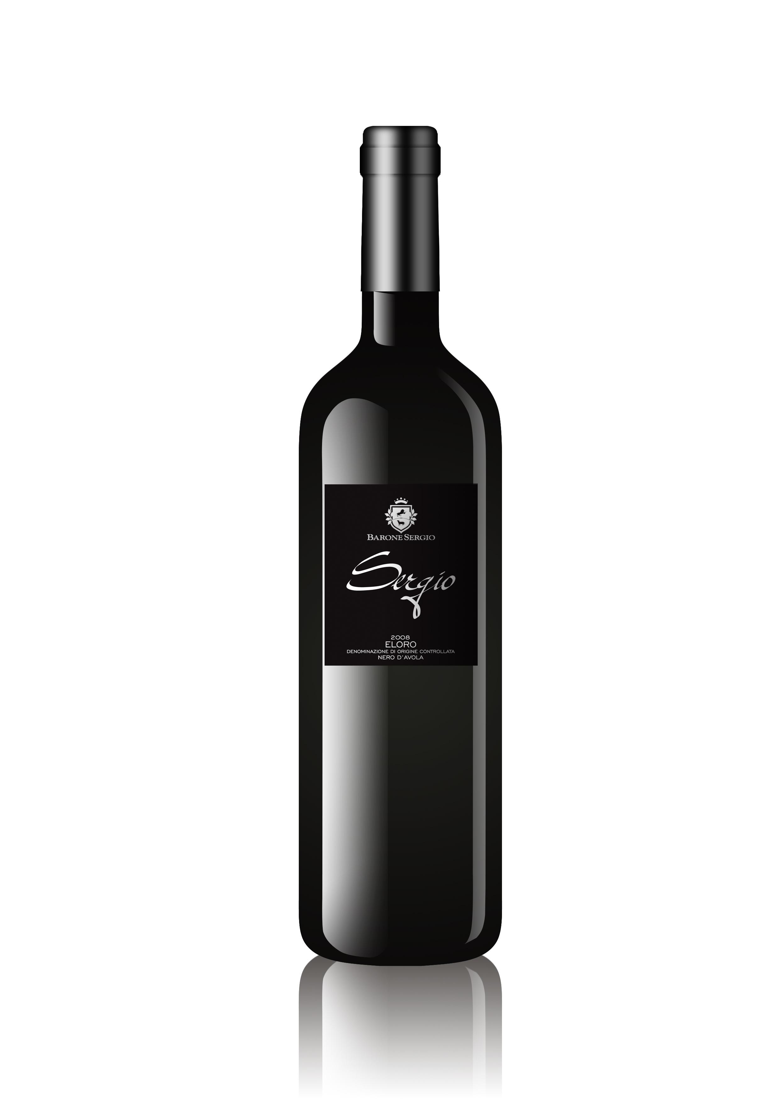 Nero d'Avola Sergio, grande vino dell'Azienda agricola Barone Sergio
