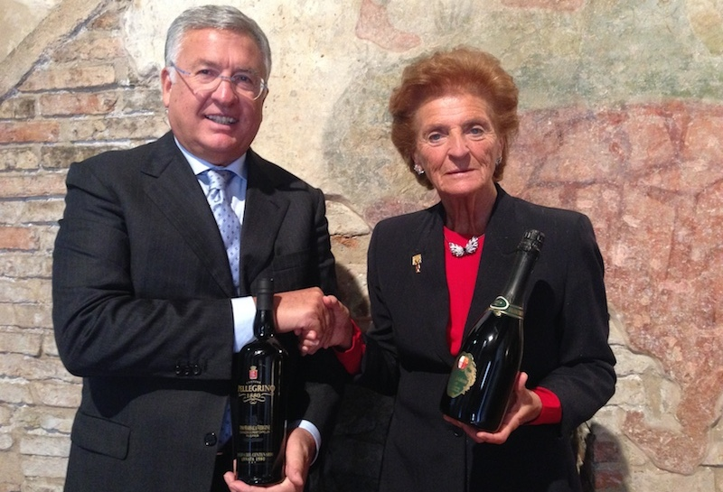 Mercato della Sicilia in espansione con l'accordo di Berlucchi con le Cantine Pellegrino