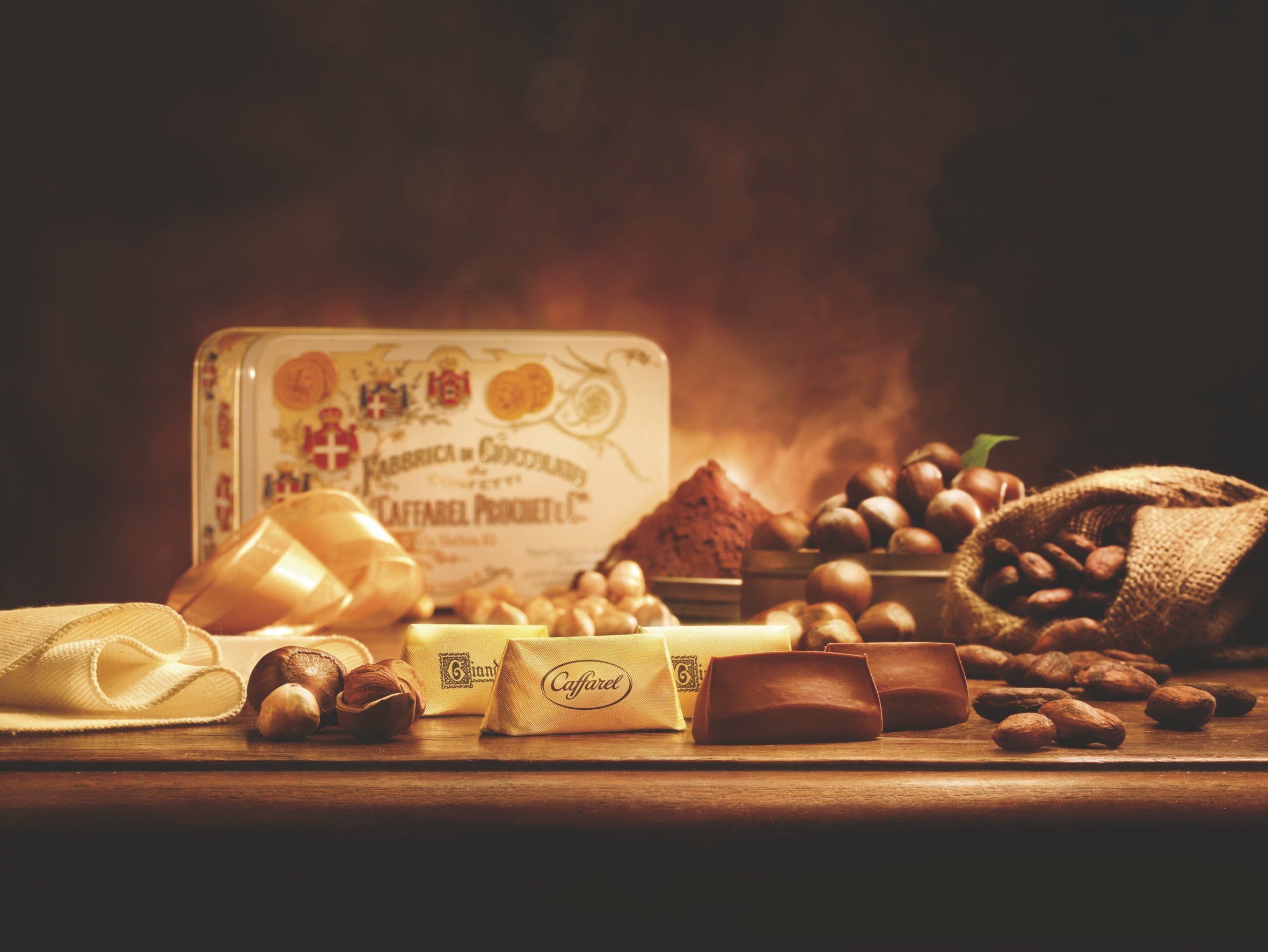 La storia del GIANDUIA 1865, l'autentico gianduiotto di Torino