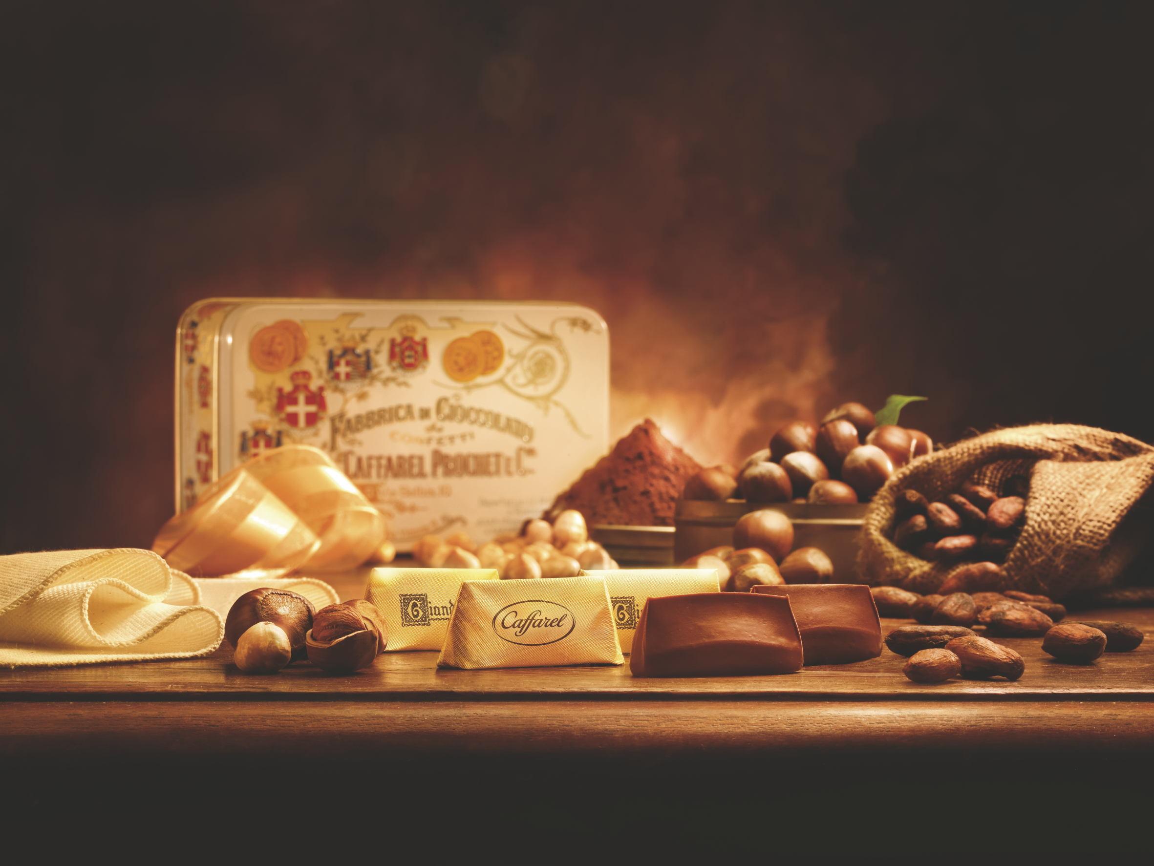La storia del GIANDUIA 1865, l'autentico gianduiotto di Torino