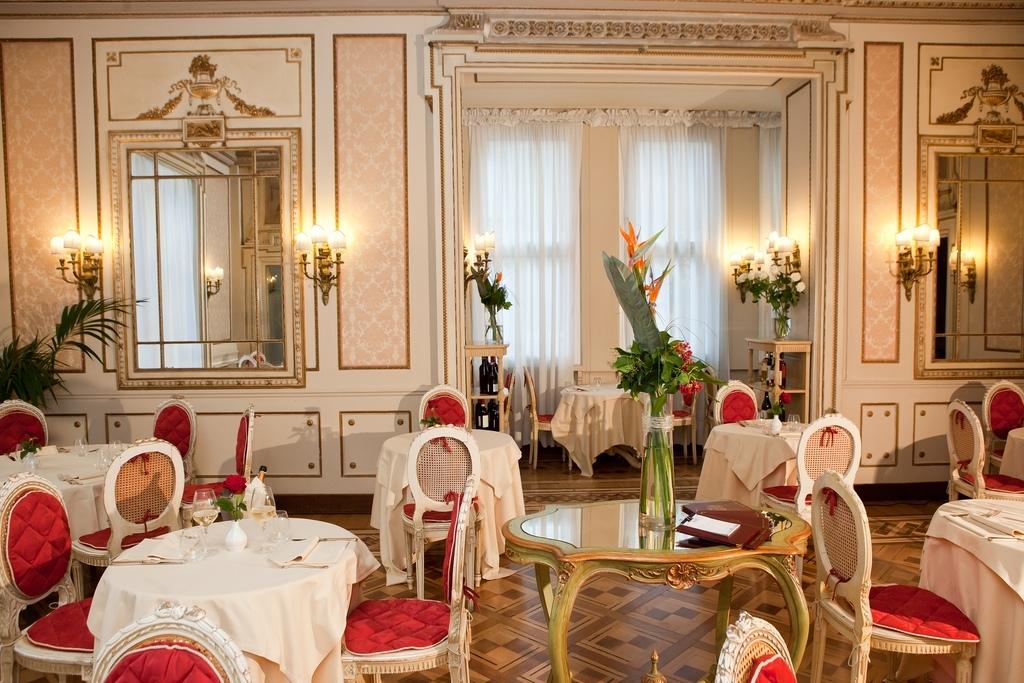 A Genova l'Hotel Bristol Palace festeggia San Valentino al ritmo del tango