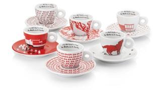 illycaffè per San Valentino propone regali ... all'aromatico profumo di caffè!